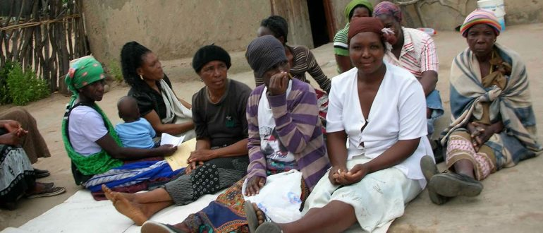 Lifting Up the African Poor by Promoting Microcredit Initiatives