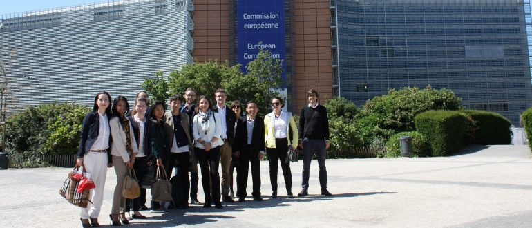 IFAIR in Brüssel: Abschlussbericht des zweiten EU-ASEAN Perspectives Dialogue