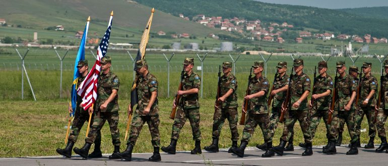 Sackgasse Kosovo