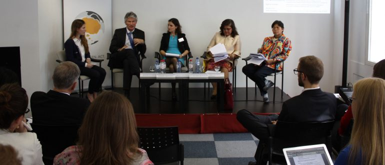 EU-ASEAN Action on Climate Change: IFAIR Discusses with Experts and Policy-Makers