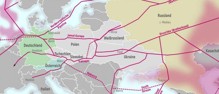 Nord Stream II – noch zeitgemäß?