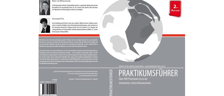 Praktikumsführer Internationale Organisationen