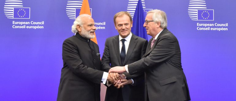 Human Rights Abuses in Kashmir: The Ultimate Impasse to an EU-India Free Trade Agreement?